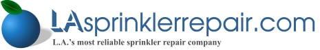 Sprinkler Repair Los Angeles California